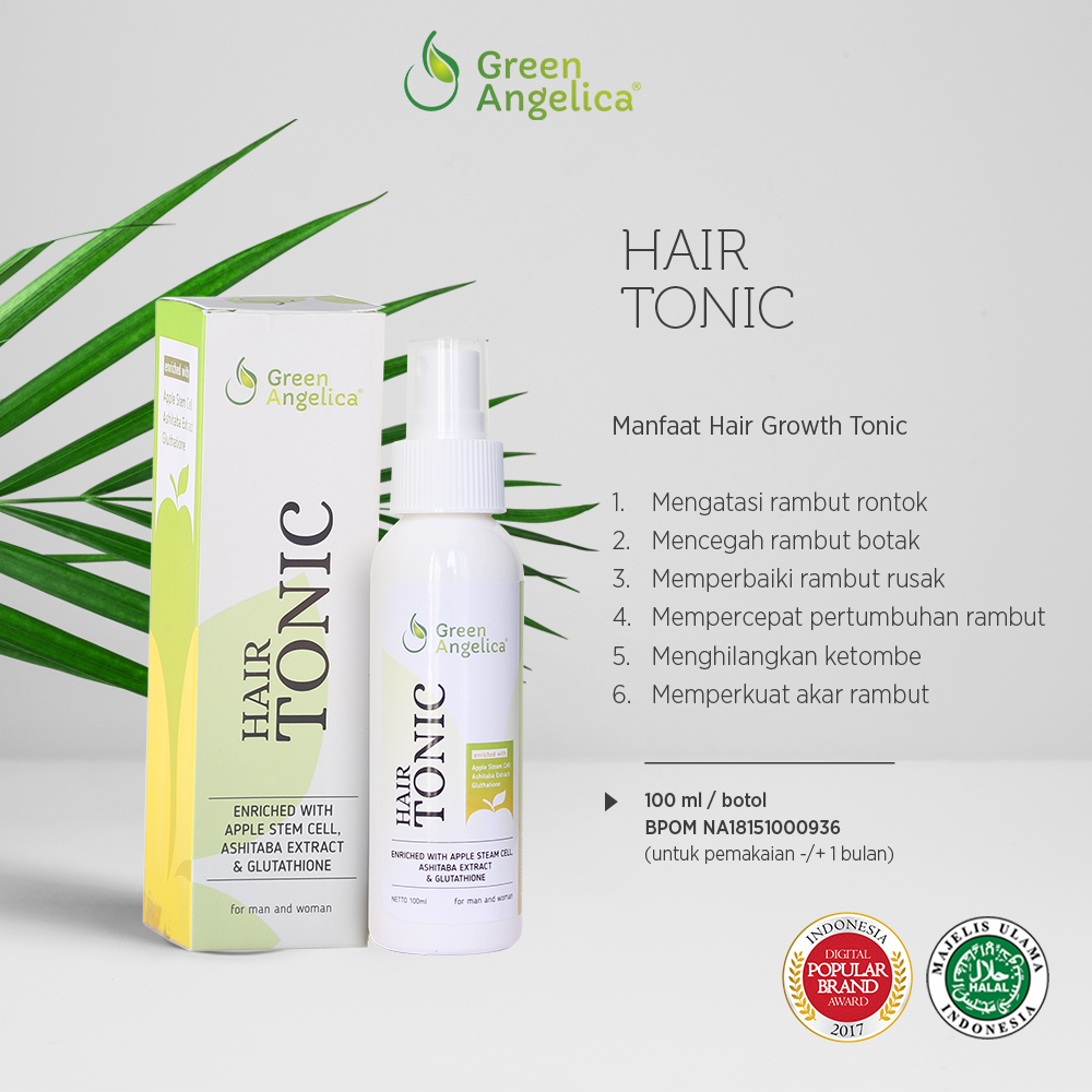 Hair Tonic Manfaat